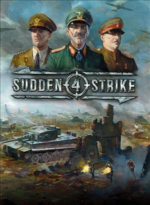 Sudden Strike 4 cover art