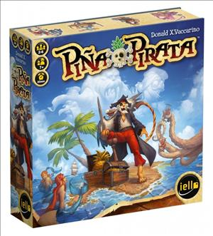 Piña Pirata cover art