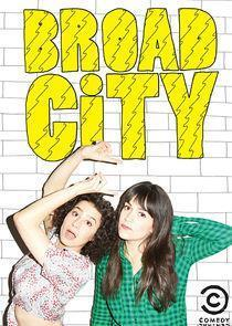 Broad City Season 4 cover art