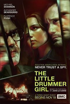 The Little Drummer Girl Season 1 cover art