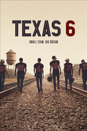 Texas 6 Season 2 cover art