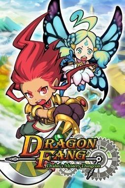 DragonFang - Drahn's Mystery Dungeon cover art