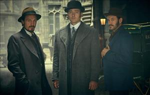 Ripper Street Season Three cover art