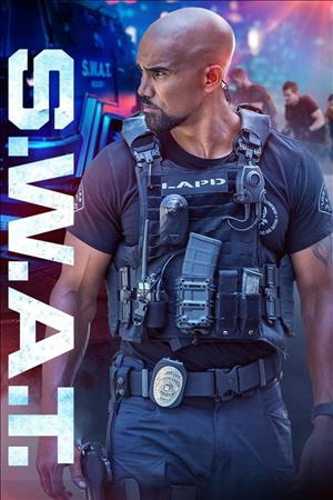 S.W.A.T. Season 2 cover art