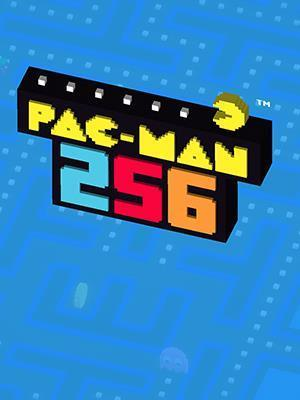Pac-Man 256 cover art
