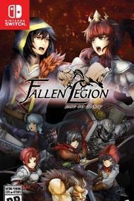 Fallen Legion: Rise to Glory cover art