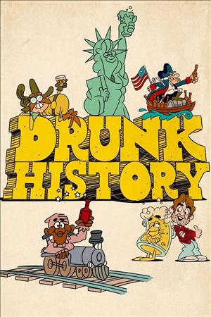 Drunk History Season 6 cover art