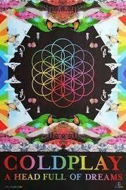 Coldplay: A Head Full of Dreams cover art