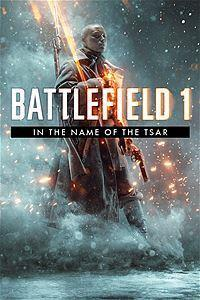 Battlefield 1 - In the Name of the Tsar cover art