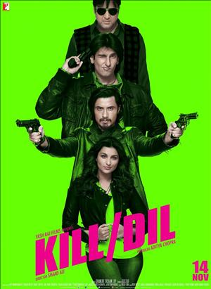 Kill Dil cover art