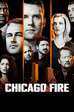 Chicago Fire Season 8 cover art