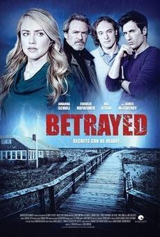 Betrayed cover art