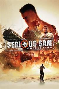 Serious Sam Collection cover art