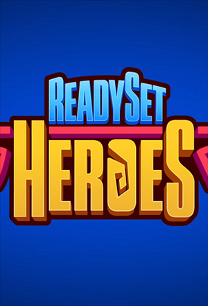 ReadySet Heroes cover art