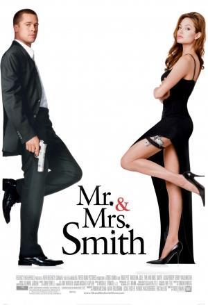 Mr. & Mrs. Smith cover art