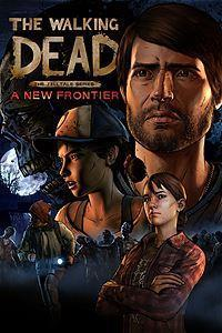 The Walking Dead: The Telltale Series - A New Frontier: Episode 3: Above the Law cover art