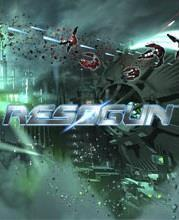Resogun cover art