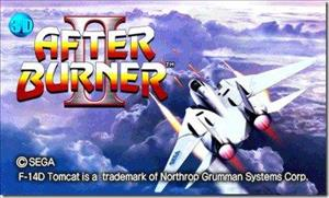 3D After Burner II cover art