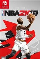 Game NBA 2K18  Switch cover art