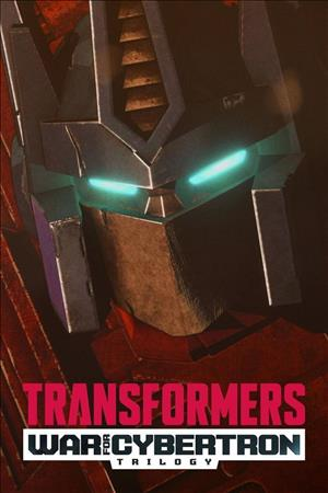 Transformers: War for Cybertron Season 3 cover art