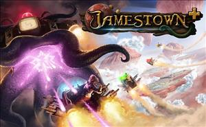 Jamestown+ cover art