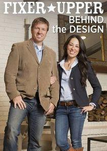 Fixer Upper: Behind the Design Season 1 cover art