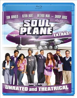 Soul Plane (Unrated and Theatrical Cut) cover art