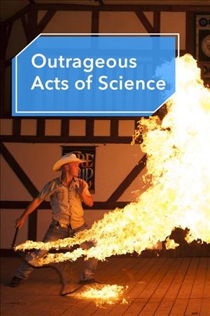 Outrageous Acts of Science Season 9 cover art