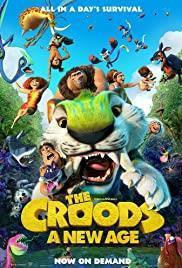 The Croods: A New Age cover art