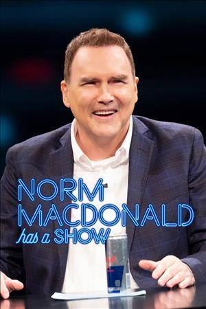 Norm Macdonald has a Show Season 1 cover art