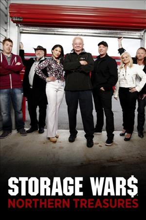Storage Wars: Northern Treasures Season 2 cover art