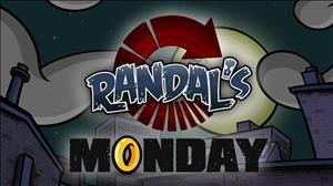 Randal's Monday cover art