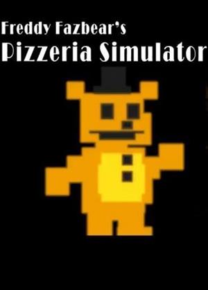 Freddy Fazbear's Pizzeria Simulator cover art