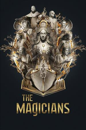 The Magicians Season 4 cover art