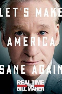 Real Time with Bill Maher Season 18 cover art
