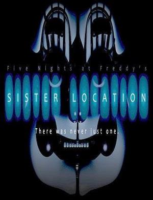 Five Nights At Freddy's: Sister Location cover art