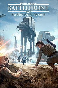 Star Wars Battlefront - Rogue One Scarif cover art