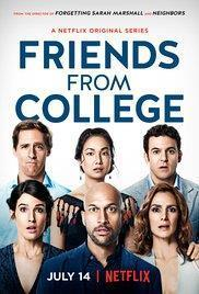 Friends from College Season 1 cover art