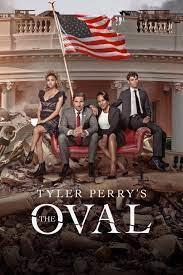 The Oval Season 2 (Part 2) cover art
