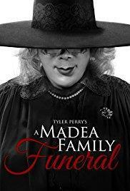Tyler Perry's a Madea Family Funeral cover art