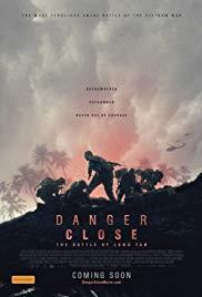 Danger Close: The Battle of Long Tan cover art