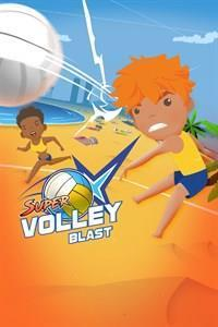 Super Volley Blast cover art