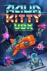 Aqua Kitty UDX cover art