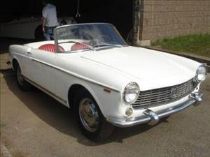 FIAT 1500 Cabriolet cover art
