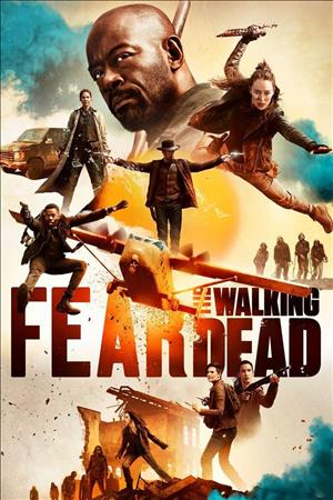 Fear the Walking Dead Season 5 (Part 2) cover art