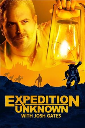 Expedition Unknown Season 6 cover art