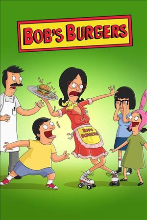 Bob's Burgers Season 8 cover art