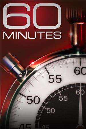 60 Minutes Season 50 cover art