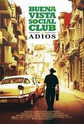 Buena Vista Social Club: Adios cover art