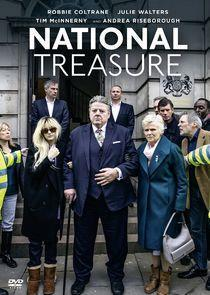 National Treasure Season 1 cover art